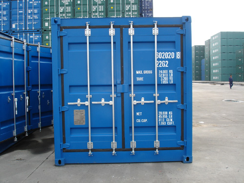 20´- Side-Door-Container & Rainbow Containers: GENERAL INFO